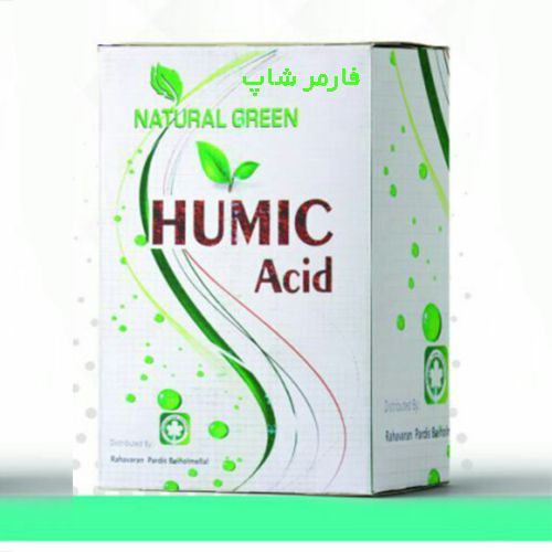 کود هیومیک اسید NATURAL GREEN