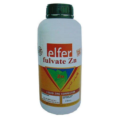 Elfer fulvate Zn ( الفر روی )