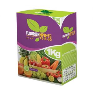 Flourish NPK 15-5-30 Macro Solid Fertilizer