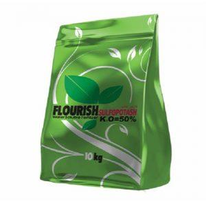 کود سولفوپتاس فلوریش , Flourish Sulfopotash
