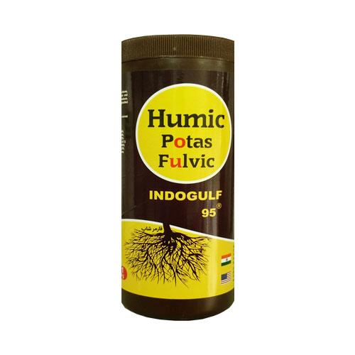 کود هیومیک پتاس فولویک ایندوگلف (Humic Potas Fulvic Indogulf)
