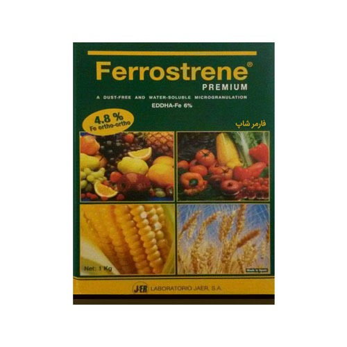 کود آهن فروسترون اسپانیا (Ferrostrene)