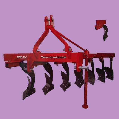 گاو آهن ۷ شاخه قلمی GAK.M-7