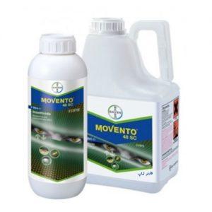 حشره کش موونتو (MOVENTO ) - اسپیروتترامات (spirotetramat sc 10%)