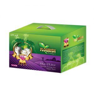 کود پکیج اختصاصی چغندر قند Flourish Sugar Beet Package
