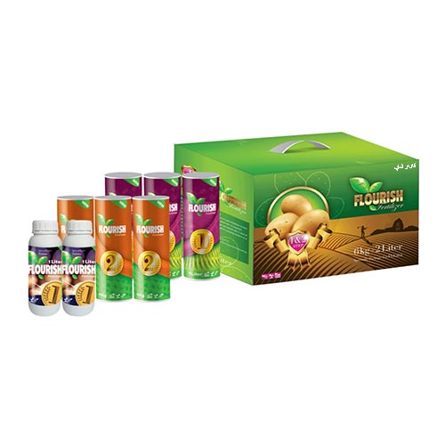 Flourish Fertilizer Package For Potato