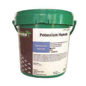 کود پتاسیم هیومات زیگلر (Potassium Humate)
