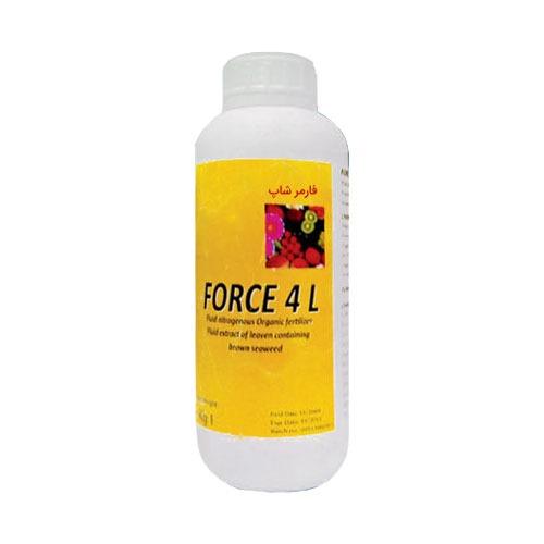 کود فورس 4 ال (FORCE 4 L)