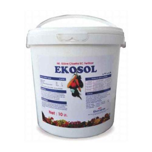 کود اکوسول (Ekosol) اکین تاریم