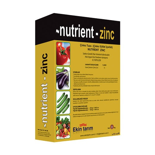 کود نوترینت روی (Nutrient Zinc)